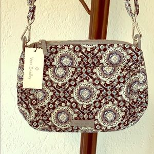 NWT Vera Bradley Carson mini shoulder bag purse